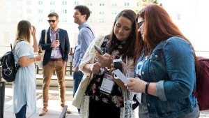 DENVER, CO - SEPTEMBER 16: Online News Association's annual conference at the Hyatt Regency Denver on September 16, 2016, in Denver, Colorado. (Photo by Anya Semenoff/Online News Association